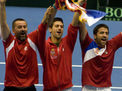 Copa Davis: Serbia será rival Argentina