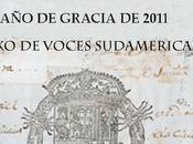 Tesoro lengua hispanoamericana