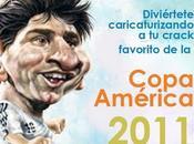 Concurso Caricaturas Copa America 2011