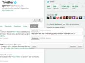 Filtros para Twitter