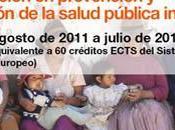 Edición Máster Internacional Salud Infantil Comunitaria