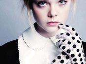 Elle Fanning para Marie Claire July 2011