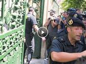 Detenidos Teddy Bautista cúpula SGAE