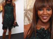 Naomi Campbell brilló fiesta Porter, Porter Dolce Gabbana