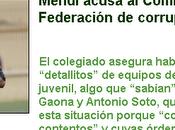 Árbitro denuncia corrupción ceuta para descender equipos