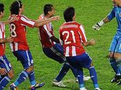 Increíble: Paraguay llevó penales Brasil eliminó