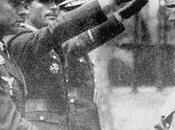 Führer condecora ases Luftwaffe: Adolf Galland, Herbert Ihlefeld, Walter Oesau Siegfried Schnell 18/07/1941