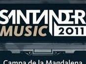 Horarios Santander Music Festival 2011