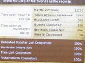 jugador completa Dragon Quest 100% tras horas juego