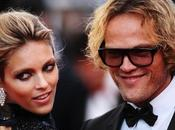 modelo Anja Rubik casó vestida Pucci