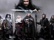 "Primer vistazo trece enanos ""the hobbit"""