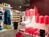 Habitat Reapertura tienda insignia Madrid. Ambientes tienda. Baño