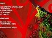 Rafael Espejo 'Churumbaque' 'Ramón Paso', encabezan XXIII Festival Flamenco Huétor Vega