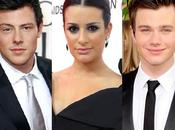 Michele, Cory Monteith Chris Colfer enteraron Twitter volverían Glee