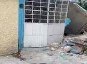 Derrumbe casa colonia Valle deja muerto lesionado