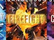 Saga Reckoners: Steelheart, Mitosis, Firefight Calamity, Brandon Sanderson