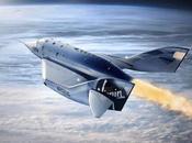 lujoso interior nave espacial Virgin Galactic quiere disfrutes estilo gravedad cero