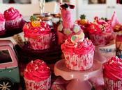 Flamingo Cupcakes (Watermelon Cupcakes)