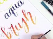 Taller Lettering rotuladores Lyra