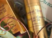 Elisabeth Vargas Cosmetic.- Tropical Cream, Sublime Make Scrup.- Alta Cosmética. Lujo piel.