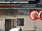 Ciudadanos Observando sigue detectando compas fantasma Sector Salud: Denucia