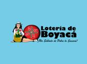 Lotería Boyacá sábado agosto 2020