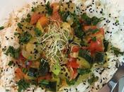Curry Verduras Arroz