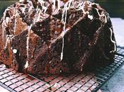 Bundtcake chocolate calabacin