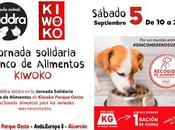 Laddra Kiwoko Alcorcón, recogida alimentos para protectoras