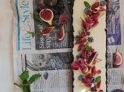 Cheesecake Oreo higos