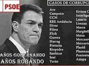 enorme deuda PSOE España