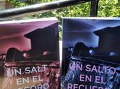 salto recuerdo salt record: antologías solidarias luchan contra Alzheimer