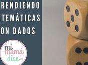 Matematicas: Aprendiendo matemáticas dados