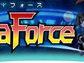 matamarcianos Ginga Force aproxima PlayStation Steam