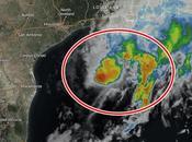 "tormenta tropical ""Beta"" aumenta fuerza Golfo México"