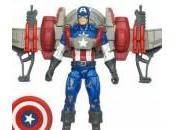 Pack merchandising Hasbro para Capitán América: Primer Vengador Comic Diego