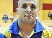 Javier García (Guanarteme) Jaime González (Roque Nublo) Campeonato Individual Pesos Gran Canaria 2011