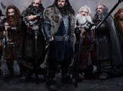 Foto grupo todos enanos Hobbit'