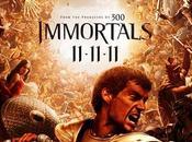 Nuevo póster 'Immortals'
