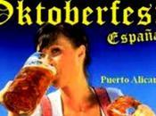 Alicante. Oktoberfest. Fiesta Cerveza Alicante 2011