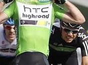 Cavendish lleva quinta victoria para despedir Tour marcado caídas