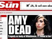 Lady Gaga afectada muerte Winehouse