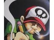 'Cheo', cómic streetart desde Bristol