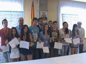 David Antón Amalia Aranaz: Campeones España sub16