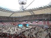 75.000 personas visitaron Estadio Nacional