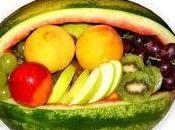 ¿Cuántas frutas comer?