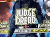 Nuevas imágenes 'Juez Dredd' Karl Urban chungo