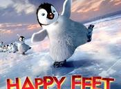 Póster oficial 'Happy Feet