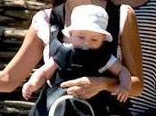 Penelope Cruz pasea hijo junto Longoria