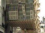 Edificio Sustentable Realizado Palets Reciclados